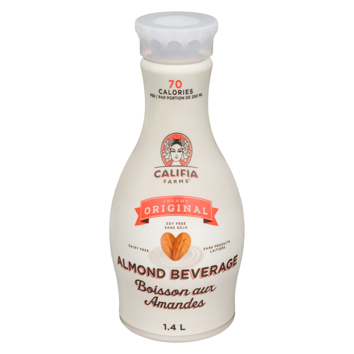 Almond Beverage - Original - 1.4 L