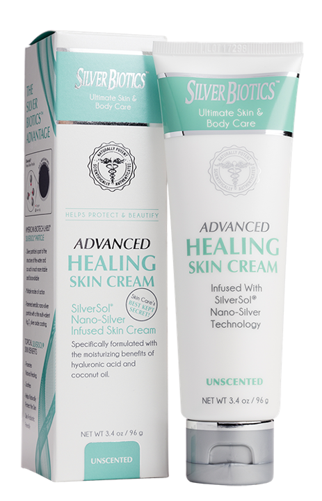 Antimicrobial Skin Cream - Unscented - 96 g