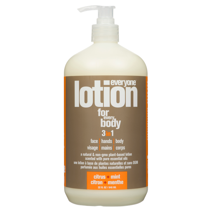 3 in 1 Lotion - Citrus & Mint - 946 ml