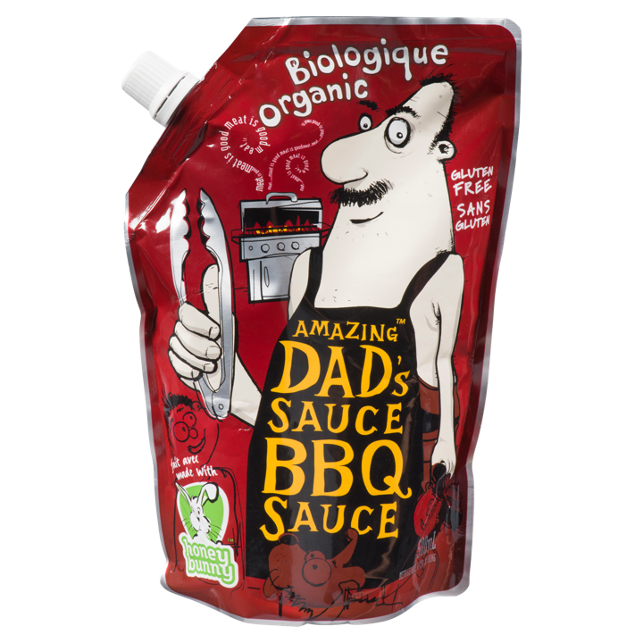 Amazing Dad's BBQ Sauce - 500 ml