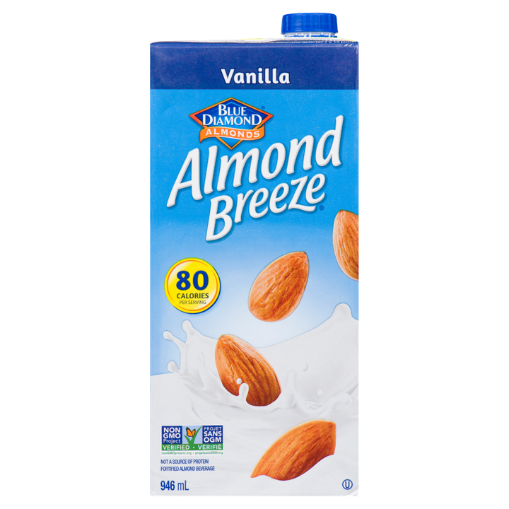 Almond Breeze - Vanilla - 946 ml
